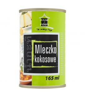 House of Asia Mleczko kokosowe 165 ml