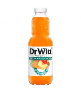 DrWitt Premium Błonnik Brzoskwinia-marchew Napój 1 l