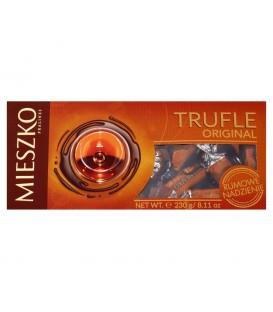 Mieszko Trufle Original Produkt w czekoladzie z rumem 230 g