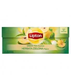 Lipton Herbata zielona pigwa 40 g (25 torebek)