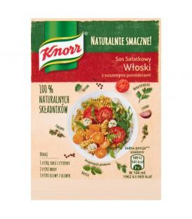 Knorr Sos sałatkowy włoski z suszonymi pomidorami 8,2 g