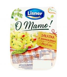 Lisner O Mamo! Sałatka z ziemniaczkami i boczkiem 150 g