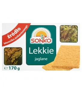 Sonko Pieczywo Lekkie jaglane 170 g