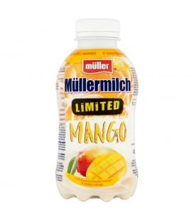 Müller Müllermilch Napój mleczny o smaku mango 377 ml
