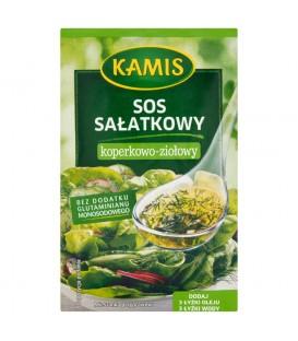 Kamis Sos sałatkowy koperkowo-ziołowy Mieszanka przyprawowa 8 g