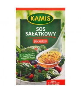 Kamis Sos sałatkowy pikantny Mieszanka przyprawowa 8 g