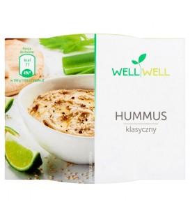 Well Well Hummus klasyczny 115 g