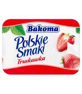 Bakoma Polskie Smaki Deser jogurtowy z truskawkami 120 g