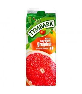 Tymbark Czerwony grejpfrut Nektar 1,75 l
