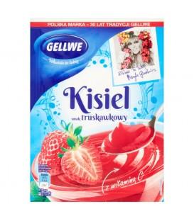 Gellwe Kisiel smak truskawkowy 38 g