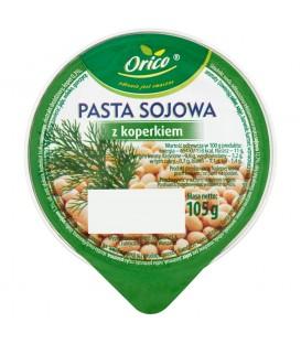 Orico Pasta sojowa z koperkiem 105 g