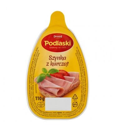 Drosed Podlaski Szynka z kurcząt 110 g