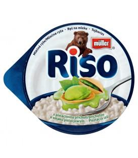 Müller Riso o smaku pistacjowym Ryż na mleku 200 g