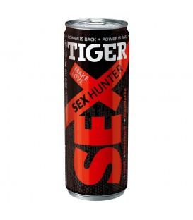 Tiger Sex Hunter Gazowany napój energetyzujący o smaku mojito 250 ml