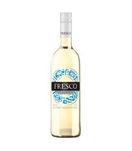 Fresco Frizzante Wino białe półsłodkie półmusujące polskie 750 ml