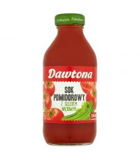 Dawtona Sok pomidorowy z selerem naciowym 330 ml