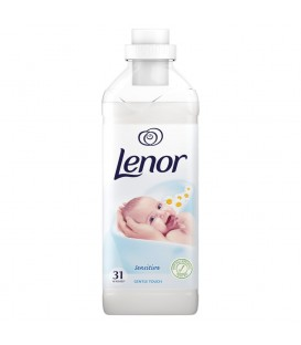 Lenor Gentle Touch Płyn do płukania tkanin 930 ml, 31 prań