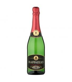 Raffaello Aromatyzowany napój winny słodki musujący 750 ml