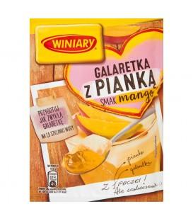 Winiary Galaretka z pianką smak mango 72 g