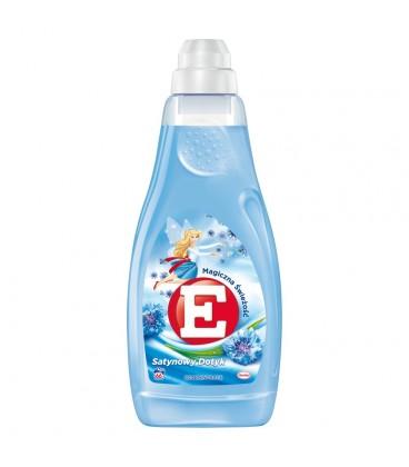 E Satynowy Dotyk Płyn do płukania tkanin 2 l (66 prań)