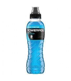 Powerade ION4 Mountain Blast Napój izotoniczny 500 ml