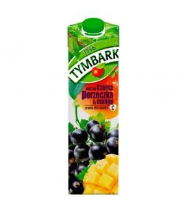 Tymbark Czarna porzeczka i mango Nektar 1 l