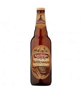 Kasztelan Specjały Niefiltrowane Piwo jasne 500 ml