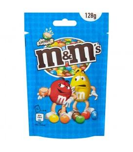 M&M's Crispy Wybór cukierków 128 g