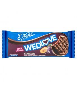 E. Wedel Wedlove Śliwkowe Biszkopty z galaretką 147 g