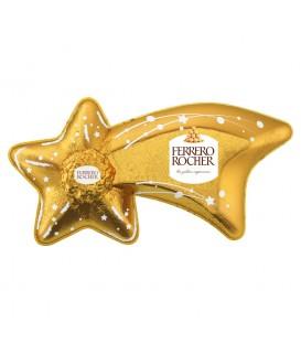 Ferrero Rocher Kometa Figurka z mlecznej czekolady z kruszonymi orzechami laskowymi 50 g