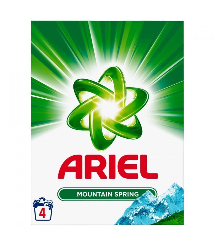 Unikalne Ariel Mountain Spring Proszek do prania 300 g, 4 prania QP82