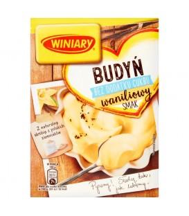 Winiary Budyń bez dodatku cukru waniliowy smak 35 g