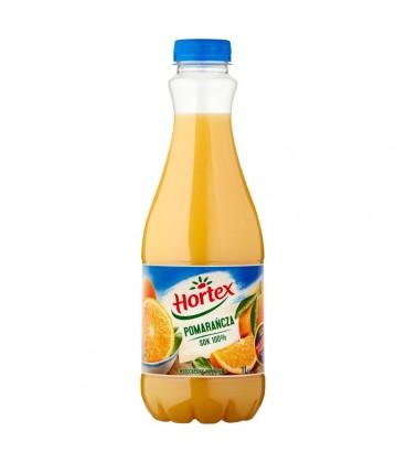 Hortex Pomarańcza Sok 100% 1 l