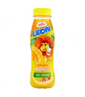 Hortex Leon Jabłko banan mango Sok 300 ml