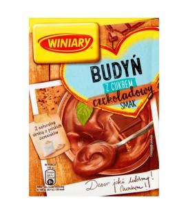 Winiary Budyń z cukrem czekoladowy smak 63 g