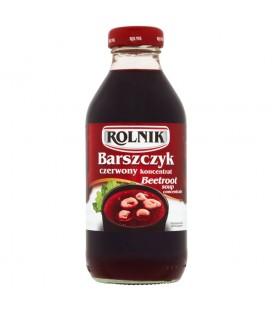 Rolnik Barszczyk czerwony koncentrat 330 ml