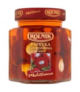 Rolnik Mediterana Papryka czereśniowa z serem 280 g