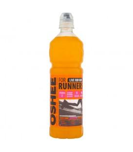 Oshee for Runners Napój izotoniczny niegazowany o smaku pomarańczowym 0,75 l