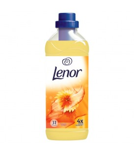 Lenor Summer Breeze Płyn do płukania tkanin 930 ml, 31 prań