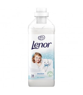 Lenor Soft Embrace Płyn do płukania tkanin 930 ml, 31 prań