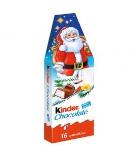 Kinder Chocolate Batonik z mlecznej czekolady z nadzieniem mlecznym 200 g (16 sztuk)