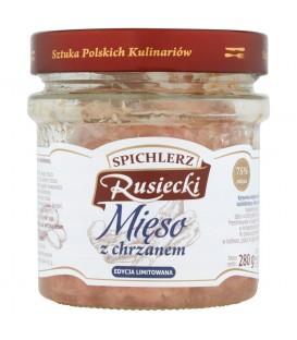 Spichlerz Rusiecki Mięso z chrzanem 280 g
