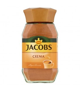 Jacobs Crema Kawa rozpuszczalna 100 g