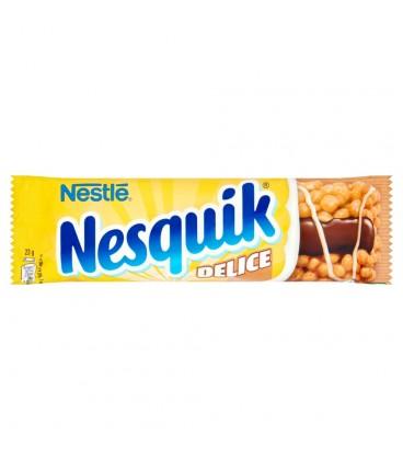 Nestlé Nesquik Delice Batonik zbożowy 23 g