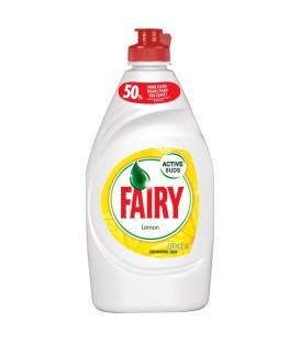 Fairy Lemon Płyn do mycia naczyń 450 ml