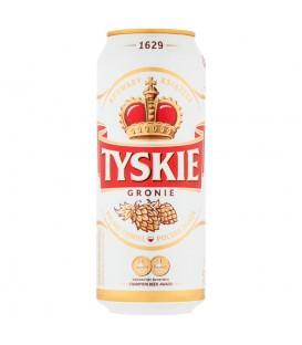 Tyskie Gronie Piwo jasne 500 ml