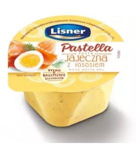 Lisner Pastella jajeczna z łososiem 80g