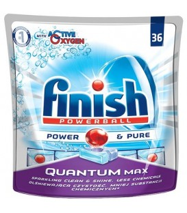 Finish Quantum Max 36 tabletek do zmyarek