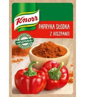Knorr Papryka Słodka z Hiszpanii 20g