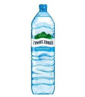 Żywiec zdrój woda niegazowana 1,5L